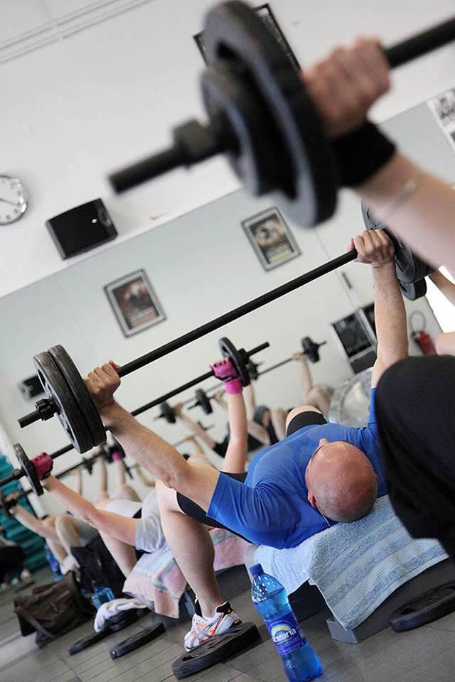 Cours collectif de fitness au Moana Club