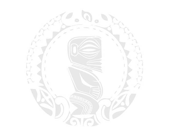 Symbole du tiki de la salle de fitness du Moana