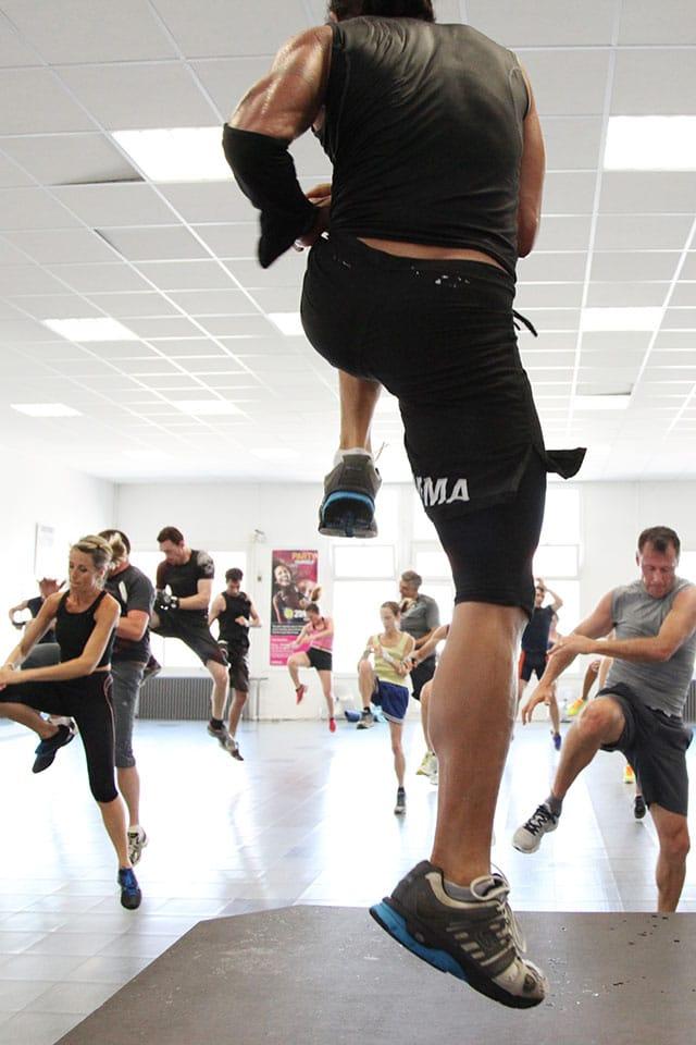 Mouvements de Karaté, Tai Chi, Muay Thaï, Taekwondo, Boxe