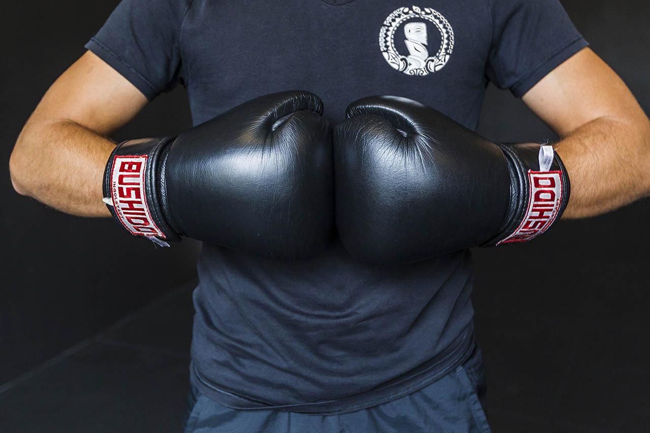 Cours de boxe au Moana Club