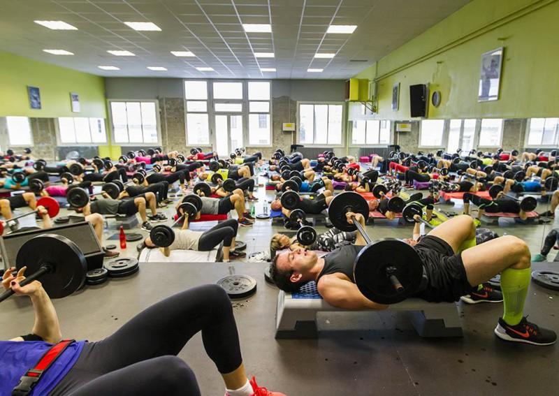 L'esprit fitness au Moana en pratique