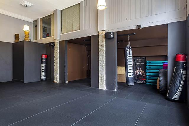 Espace Boxe Thaï à Grenoble